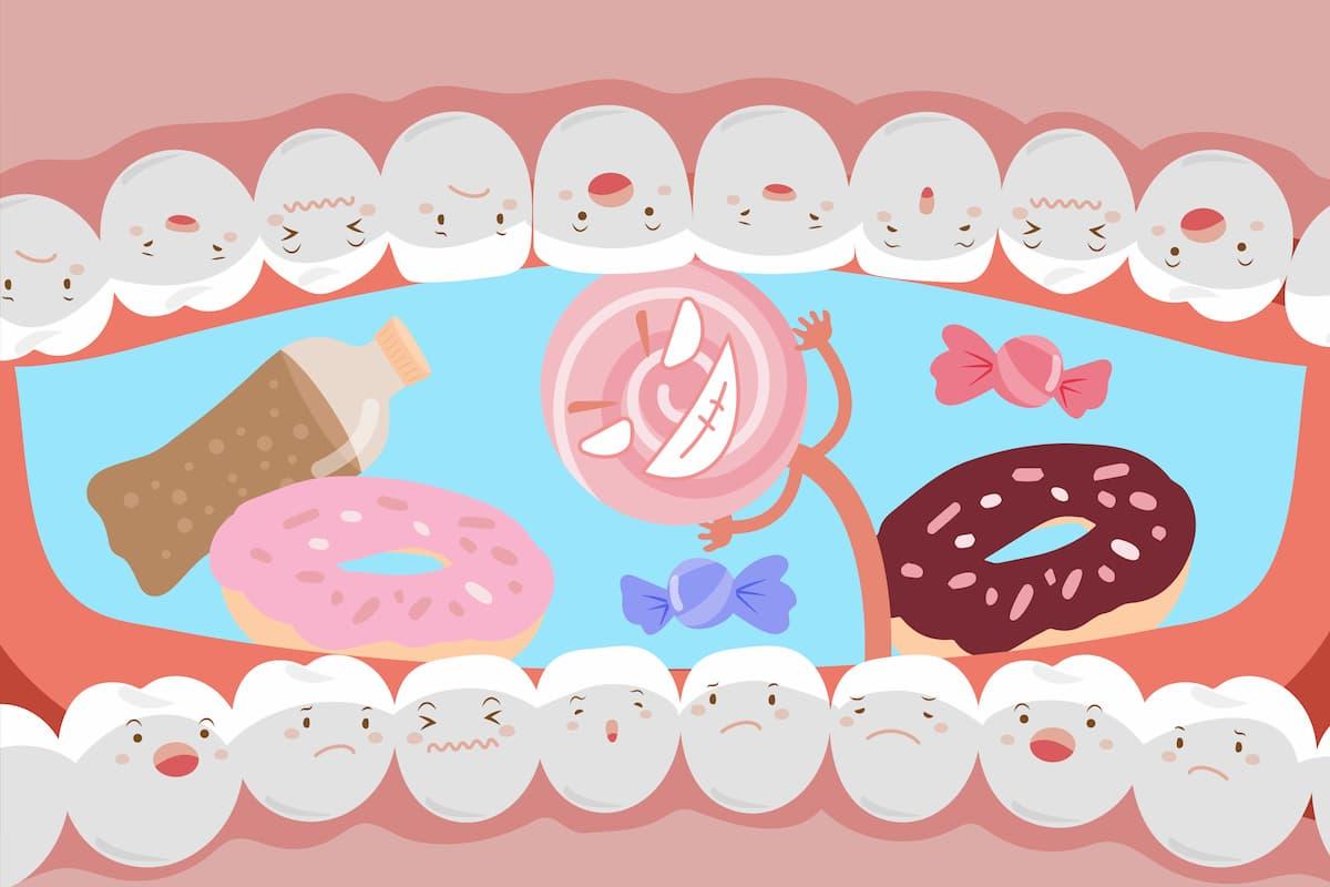 lutter contre les caries dentaires